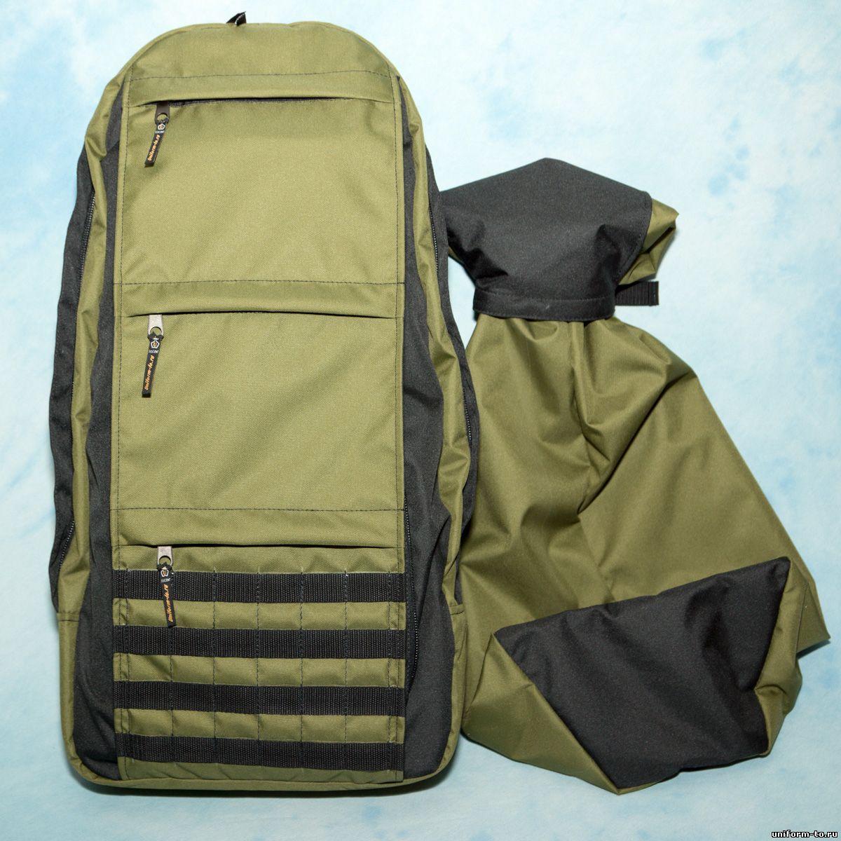 Как свернуть стропы на рюкзаке kata рюкзак купить